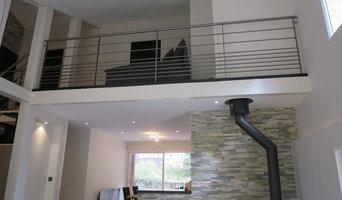 Une mezzanine modernisée