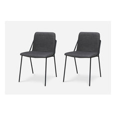 Zed Chair, Silver Gray