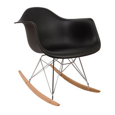 50 most popular midcentury modern rocking chairs for 2018 houzz