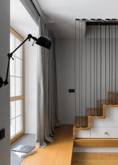 Современный Лестница by BW buro