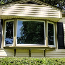 Fixed and Casement Bow Window