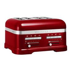 KitchenAid Artisan Candy Apple 4 Slots Toaster