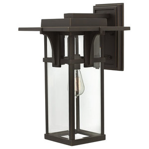 Wall Lantern, Oil Rubbed Bronze, Large