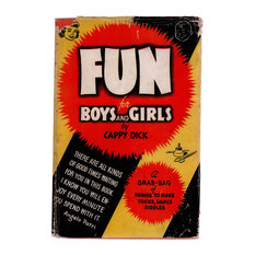 Decorative Book, Fun for Boys and Girls