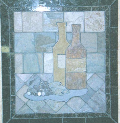 murals tile and stone kitchen backsplashes