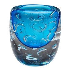 Cyan Design Bristol Vase, Cobalt Blue