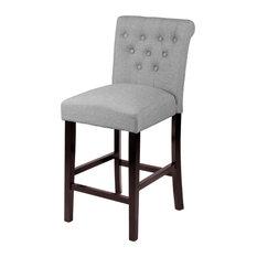 monsoon pacific sopri counter chairs set of 2 gray bar stools and