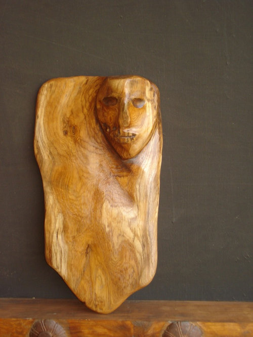 reclaimed teak wood furniture - Decorative Objects And Figurines