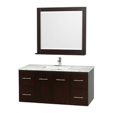 48 in. Vanity Set in Espresso Finish