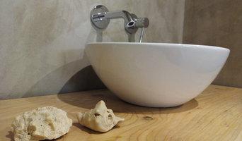 Artesanía en el baño