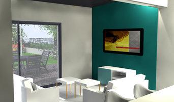 Extension d'une maison individuelle en ossature bois