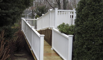 Handicap Ramp - New Deck