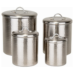 Transitional Kitchen Canisters And Jars by Old Dutch