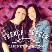 French Corder Cabinet Painting's photo