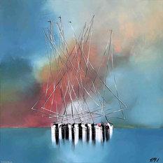 Sailing Spirit 2017   Gemälde