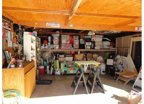 Before And After Garage Renovation