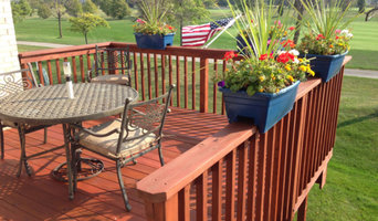 Townhome Deck