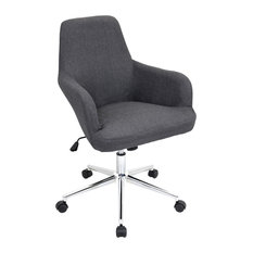 luxury office chairs. lumisource degree office chair grey chairs luxury n