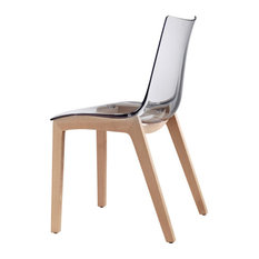 Chaise de salle à manger contemporaine