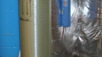 "Heavy Duty Acid Neutralizer and 20"" Carbon Filter"