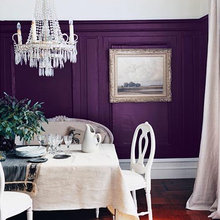 From Royal to Ruffles: Decorating with Purple