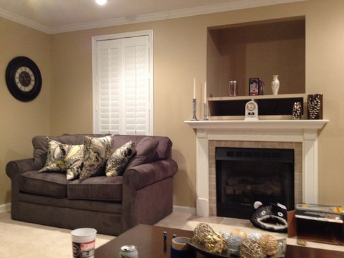 Pleasing Need Help Best Options For Covering Up Old Tv Hole Above Interior Design Ideas Oxytryabchikinfo