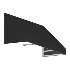 3' New Yorker Window/Entry Awning, Black