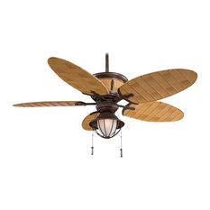 Tropical Ceiling Fans | Houzz:MinkaAire - MinkaAire 5 blade 52