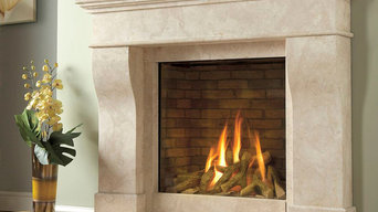 Kinder Da Vinci Gas Fireplace