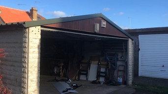 Case Study - Mr. Poulter, Garage Revamp