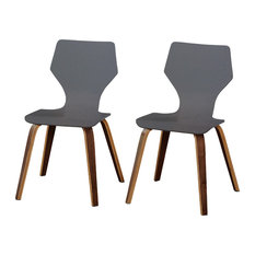 angelo:HOME Westley Bentwood Chair, Set Of 2, Gray