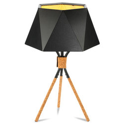 Contemporary Table Lamps by Houzz
