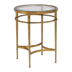 Woodbridge Madeleine Round Side Table