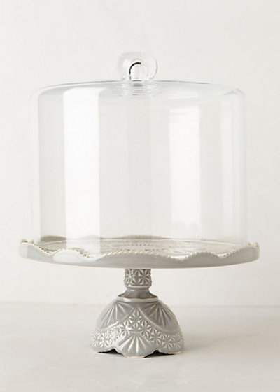 Traditional Dessert And Cake Stands by Anthropologie