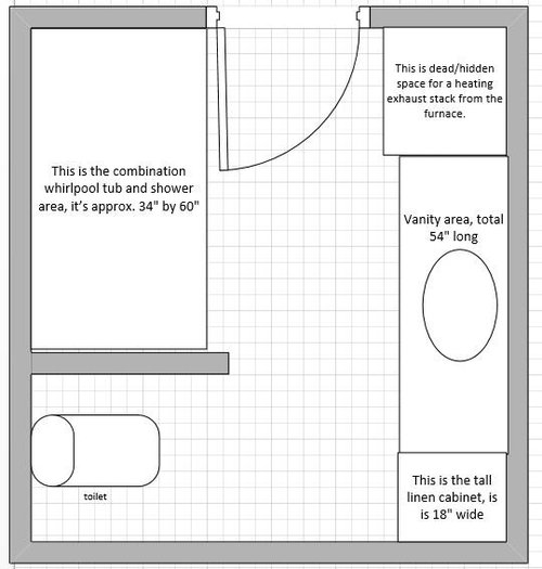 Help Plan Tile Amp Niche Layout In Combo Shower Tub