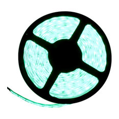 Green Super Bright Flexible LED Light Strip 16', Reel Only