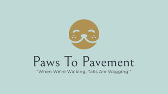 Paws to pavement