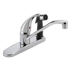"Peerless, Kitchen Faucet, 12""x16""x8"""