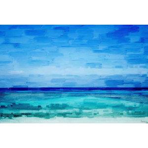 """Cromer"" Canvas Print by Parvez Taj, 90x60 cm"