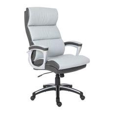 chaise de bureau contemporaine - Chaise De Bureau Grise