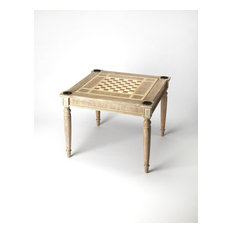 Butler Vincent Driftwood Multi-Game Card Table