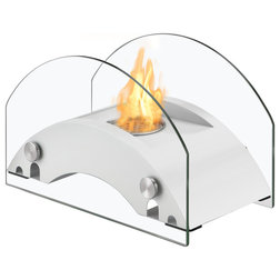 Contemporary Tabletop Fireplaces by Ignis