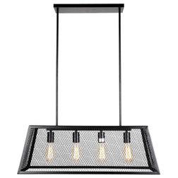 Industrial Chandeliers by whoselamp