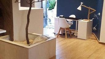 Centre Thetys - Spa à Pégomas // Samantha Crousse, Concept by Anahita