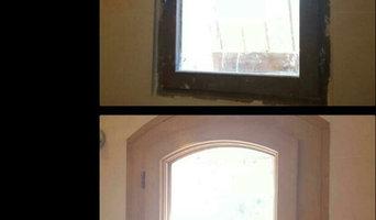 Remplacement d'une fenêtre de salle de bains