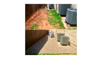 Grading and Sod Installation