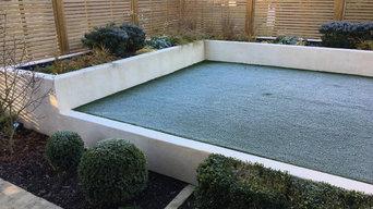 Bingley Garden - after