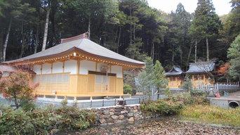 三田市 母子大歳神社改修工事