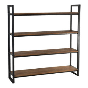 Upcycled Shelving Unit