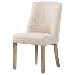 Transitional Dining Chairs by Jovial Elephant
